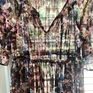 Jessica Simpson Tops - Jessica Simpson maternity blouse